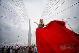 Открытие моста