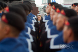 За день до Парада Победы