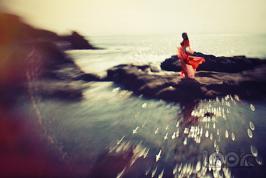 Про танцы у моря